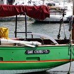 Le Sant G'uirec au port de Perros Guirec