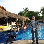 Bar de la piscina