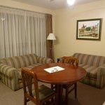 Lounge - room 204