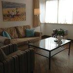 suite 55 m2  voor 2 personen