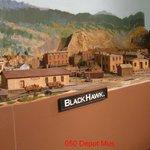 Model of Blackhawk Unrecognisable from Modern Day