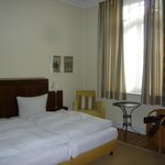 Bedroom at Hotel Hinterding