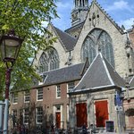 The Old Church - the oldest building of Amsterdam