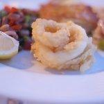 Dinner at Cretan dream
