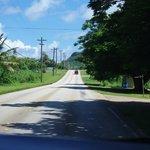 イナラハンへの道