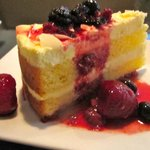 Lemon Berry Cake-Chef's Kitchen-Va Beach, Va