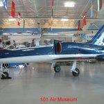 Inside Fargo Air Museum