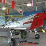 Mustang @ Fargo Air Museum