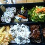 Special Executive Bento Box -- mmm!