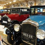 The Car Museum of Vehoniemi (Vehoniemen automuseo)