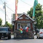 The Coffee Depot drive-thru