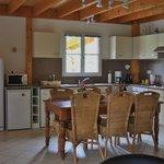Keuken - Villa Les Vues - La Genebre, Hautefort Dordogne