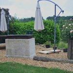 BBQ - Villa Les Vues - La Genebre, Hautefort Dordogne