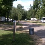 RV Park a couple hounred yards from Casino