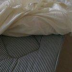 Lack of bad linen