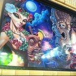 Great Voodoo Tiki Art