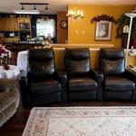Common living room area.