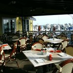 Waterfront Outdoor Patio Dining
