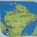 Inishowen Map