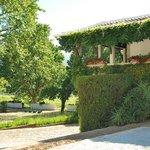 Gebäude auf der Quinta