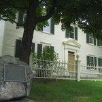 Franklin Pierce Homestead