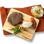 Prime Top Sirloin and Lobster Tail
