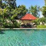 piscine et espace detente