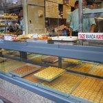 negozio di baklava