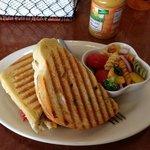 Toast Chicken verry good!