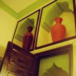 Décoration chambre Bab Agnaou