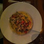 Curry Poulet Tagliatelle