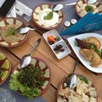special Lebanese food