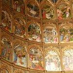 Detalle retablo principal