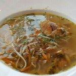 Суп с уткой