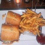 Smoked BBQ Brisket Sandwich