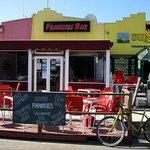 Frankie's bar and restaurant
