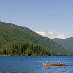 Powell River Forest Canoe Route