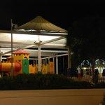 Free playground at McArthur Glen Mall at Spata