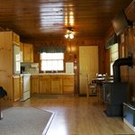 Cabin 2 interior view