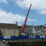 Ferry Inn - Stromness with new library