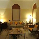 espace salon lounge