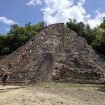 Cobe temple ruins