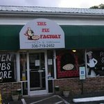 pie factory store front
