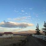 El cielo patagónico