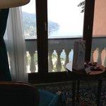 1st floor sea view room.