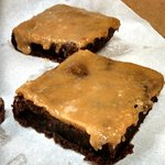 Salted Caramel Brownies!