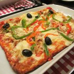 Four seasons pizza~~