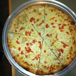Yummy White Pizza!