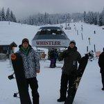 montanha whistler - canadá