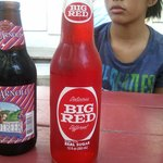 Big Red and Saint Arnold Root Beer (sugar, not HFC)
